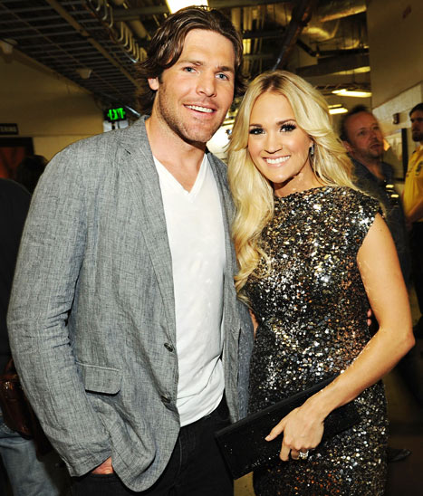 Carrie Underwood & Husband Mike Fisher